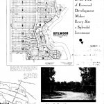 Idylwood Brochure from 1930s
