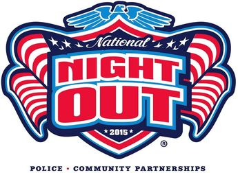 Gearing up for National Night Out
